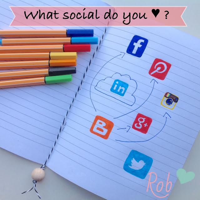 Del blog dei social  e di altri amori