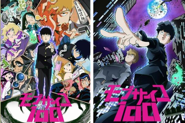 Mob Psycho 100 - Top Anime Overpower (Main Character Strong from the Beginning)