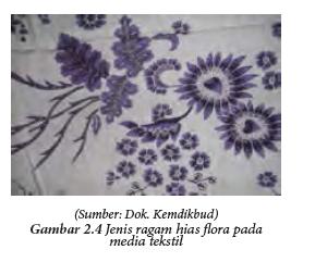 92+ Gambar Ornamen Batik Flora Dan Fauna Kekinian