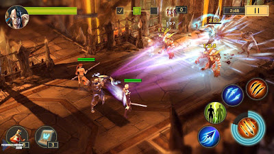 Sacred Legends APK + DATA Mod