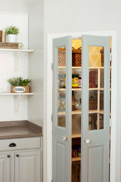 Antique Kitchen Pantry Cabinet