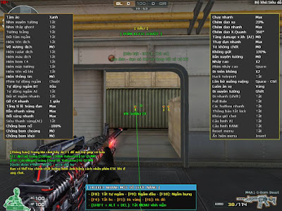 Hack CF 1268  VinaCF 1268 : Bóng Đêm Kinh Hoàng