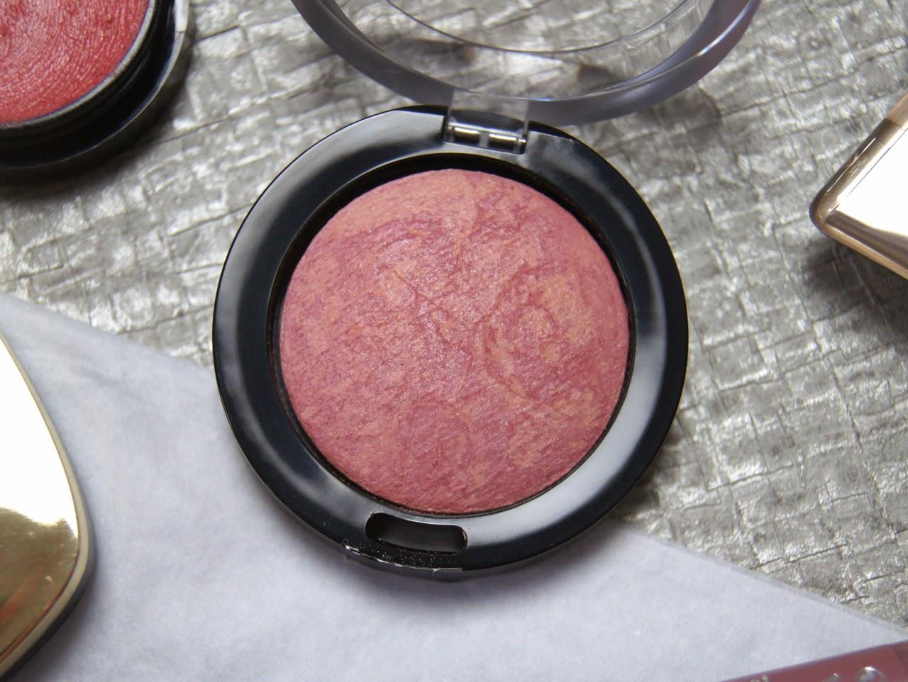 max factor creme puff blush seductive pink review