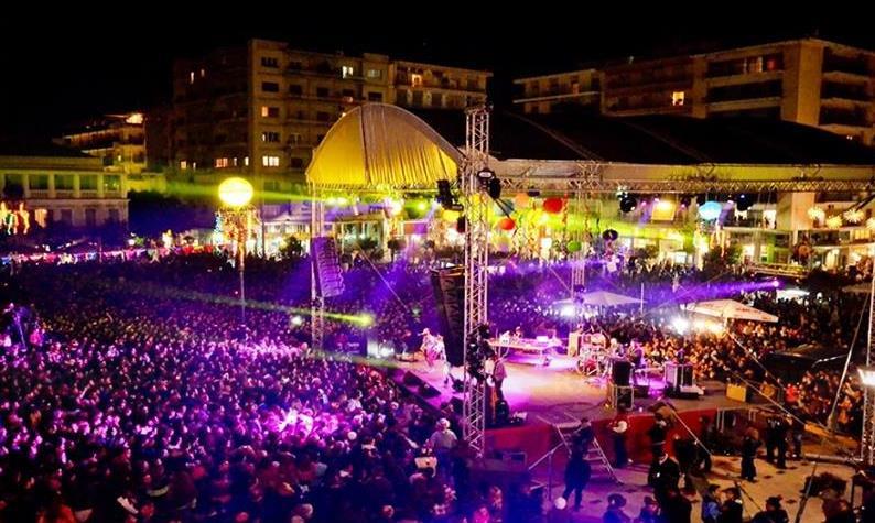 Η τελετή έναρξης του Πατρινού Καρναβαλιού - LIVE