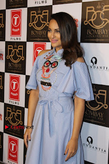 Actress Sonakshi Sinha at the Song Launch of Film Noor  0002.JPG