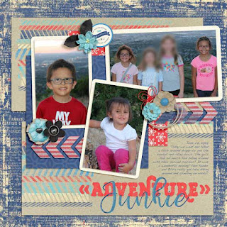 NEW Page Kit - $1 Buffet Sale + July Freebie!