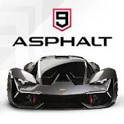 تحميل لعبة Asphalt 9 للاندرويد مهكرة من ميديا فاير
