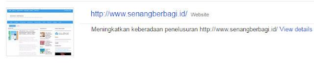Mendaftarkan Domain Blog Ke Google Search Engine Webmaster