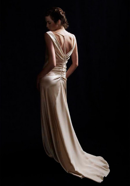 Sweet Wedding Memory: Backless dress 2013