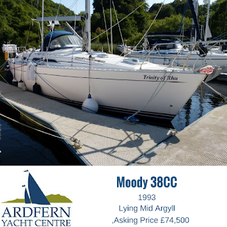 Moody 38CC for sale