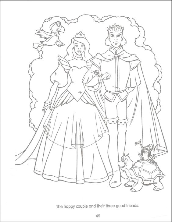 Monthly Trivia – The Swan Princess | 729x564