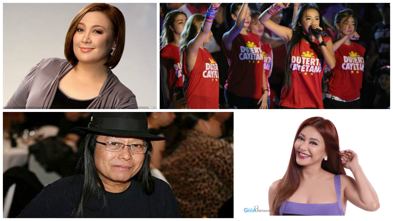 Sharon, Mocha Girls, other celebrities reportedly held concerts inside NBP under De Lima's term