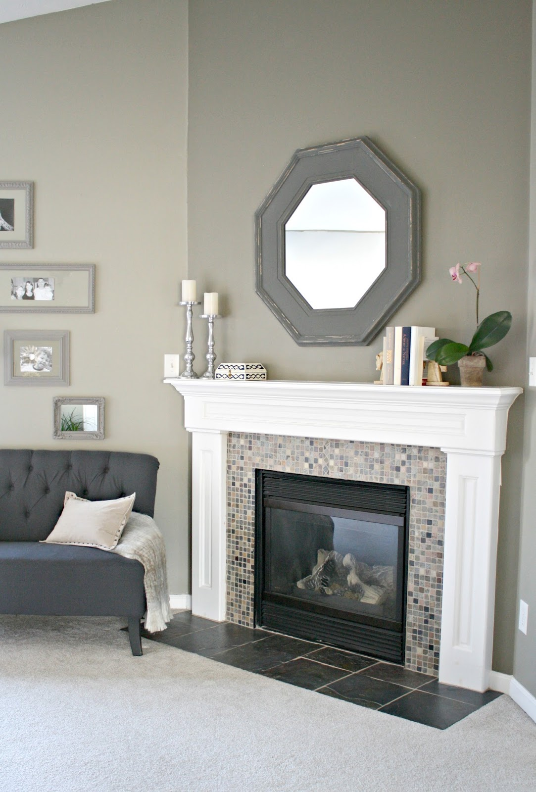 How To Decorate Fireplace Wall My Biggest And Best Makeovers Of 2016 From Thrifty Decor