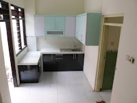 furniture semarang kitchen set minimalis HPL granit 01