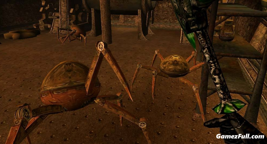 The Elder Scrolls III Morrowind PC Full Español