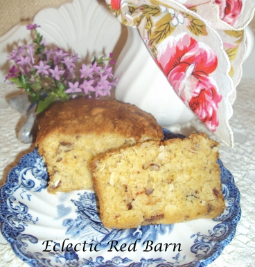 Eclectic Red Barn: Island Mango Bread