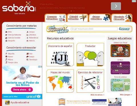 SABERIA: Responde a muchas preguntas