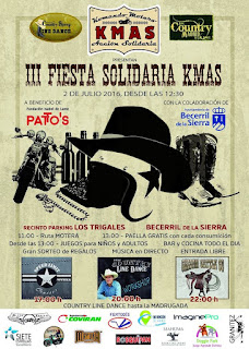 III Fiesta Solidaria KMAS