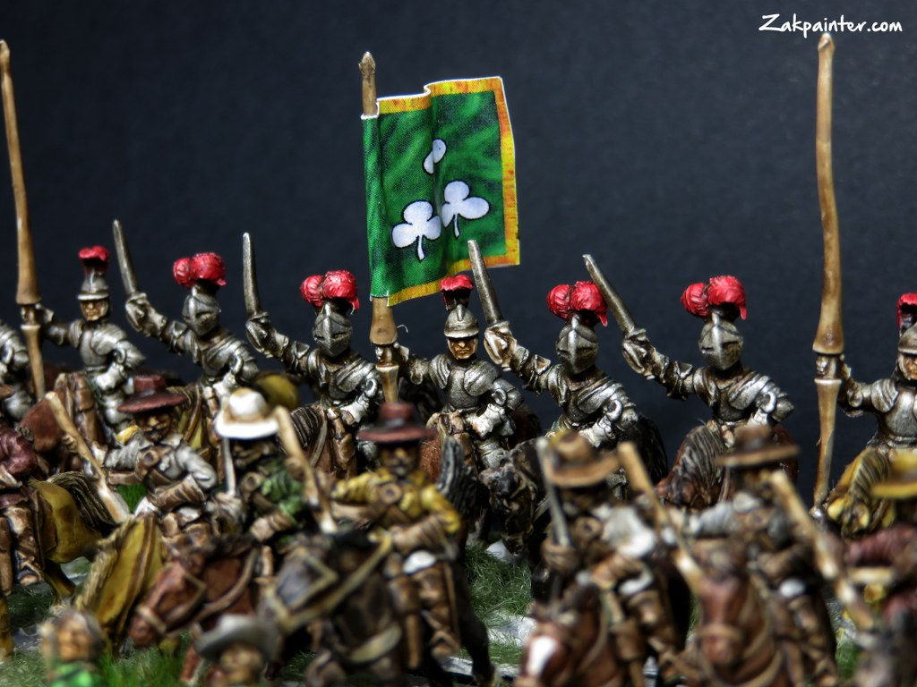 ZakGallery: Painted 15mm THIRTY YEARS WAR SWEDISH army