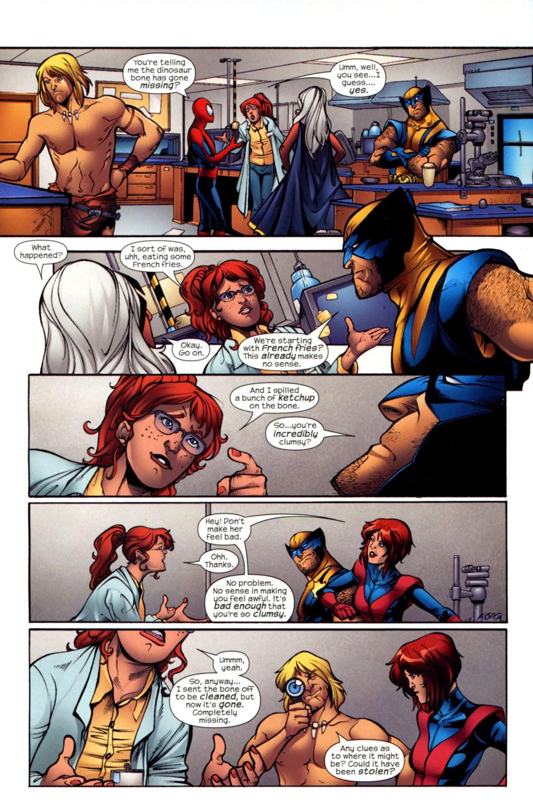 Marvel Adventures – The Avengers 033 (2009) | Viewcomic