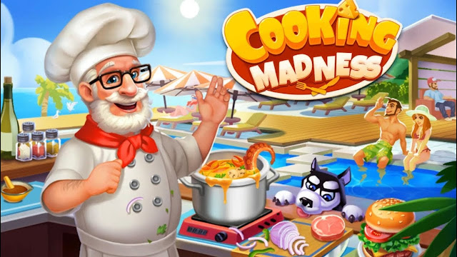 Game Cooking Madness – A Chef's Restaurant