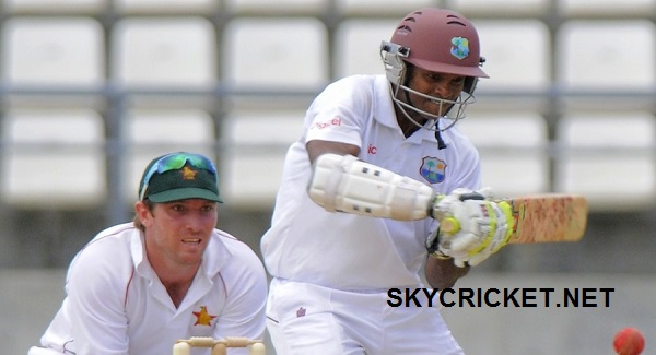 Zimbabwe v West Indies Test Fixture