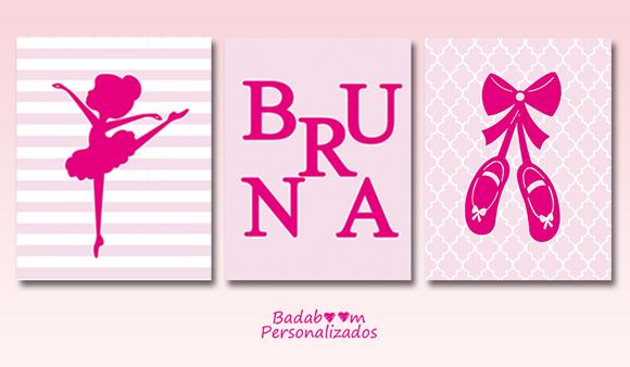 arte digital, kit digital, prints, poster, pôster, posters, pôsteres, bailarina balet, decoração, quadro, quadrinhos