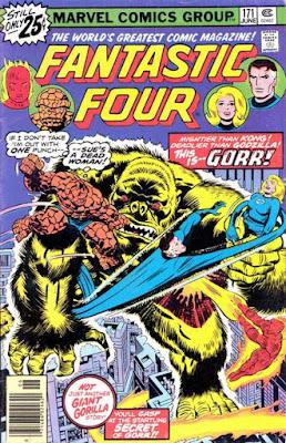 Fantastic Four #171, Gorr
