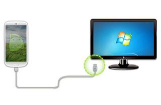 Berbagi Koneksi Internet dan Akses Internet Dari Smartphone Android Ke Laptop