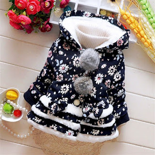 Pakaian Bayi Mantel Hangat Model Terbaru 4