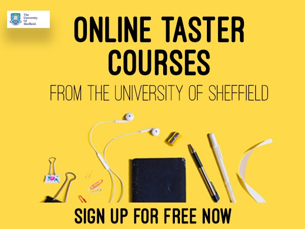 Free Taster Courses - sign up today!