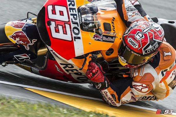 Latihan Bebas 3 Sachsenring, Jerman : Marquez Terdepan
