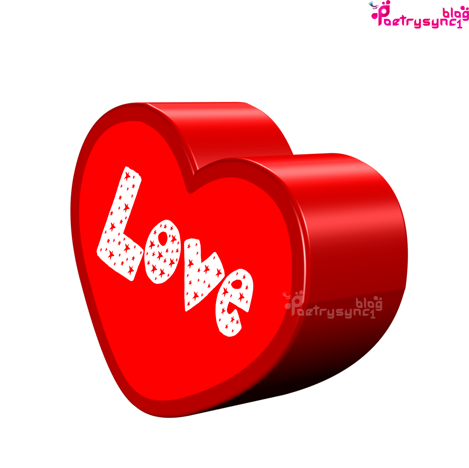 Love 3D Wallpapers Heart Images With Wishes Messages