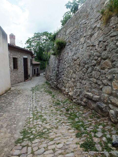 calles de Trujillo