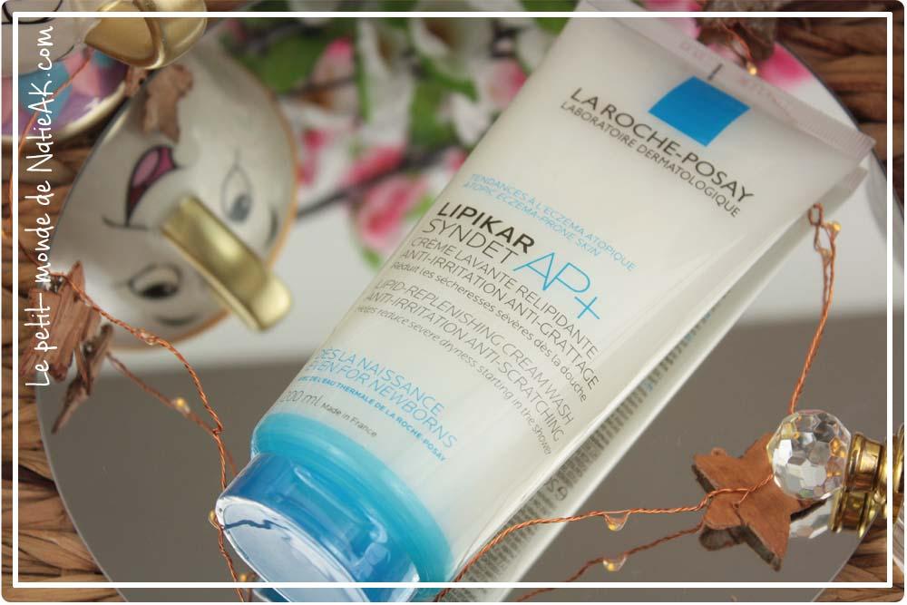 Test et avis gamme Lipikar soin anti irritation pour peau sèche