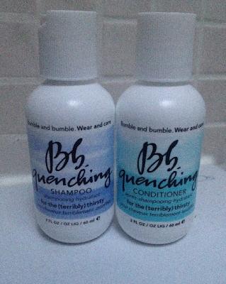 BB Quenching Shampoo