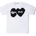 A Bathing Ape x Comme des Garcons PLAY Collection