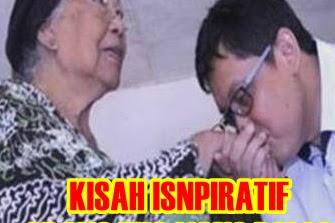 KISAH INSPIRATIF - ORANG TUA POLOS & SEDERHANA MENYADARKANKU