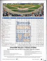 """Marlins vs. Metropoltians, 03-13-17. Metropolitans """"win,"""" 6-4."""
