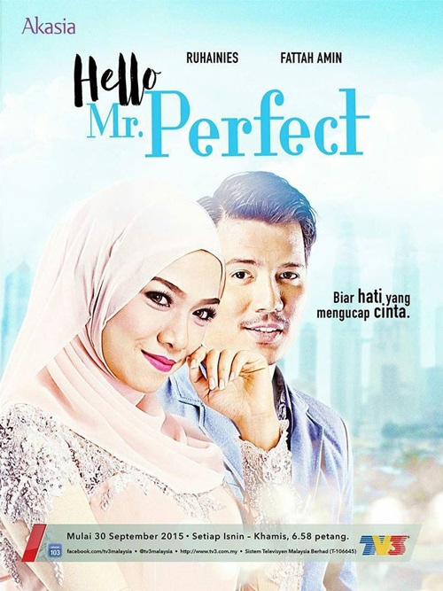 Original Sound Track OST Hello Mr Perfect TV3, lagu tema drama Hello Mr Perfect, lagu latar, download OST Hello Mr Perfect, tonton video klip lagu Sorry Sorry Sayangku - Nomad