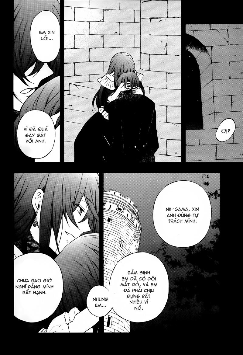 Pandora Hearts chương 072 - retrace: lxxii bloody rabbit (ver. 2) trang 10