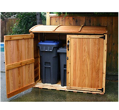 Oscar -Waste Management Shed, Outdoor Storage Bins, Outdoor Storage Boxes, Outdoor Storage, Decorating Outdoor Space, Outdoor Furniture, Outdoor Space, Outdoor Space Decorating Tips, Patio Furniture,