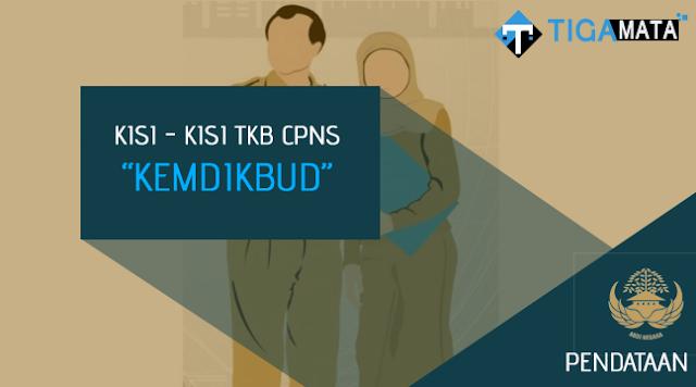 Kisi - Kisi TKB Pendataan CPNS Kemdikbud (D3, S1, S2)