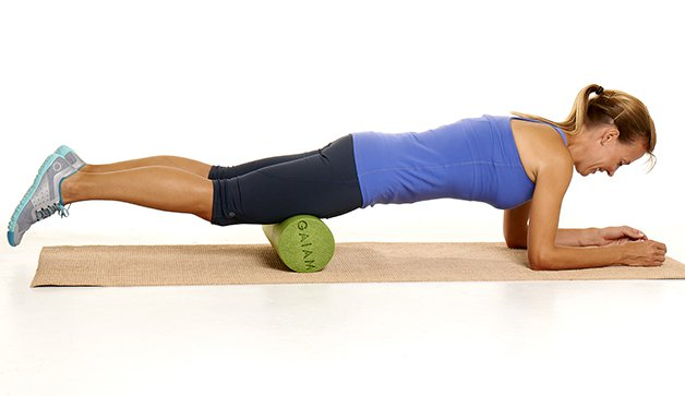 6 Simple Exercises That Will Help You Reduce Belly Fat - Rolling Plank Exercise