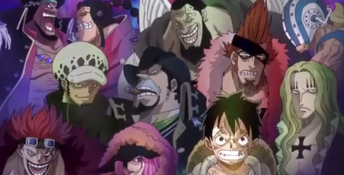 One Piece: Episódio 877 –