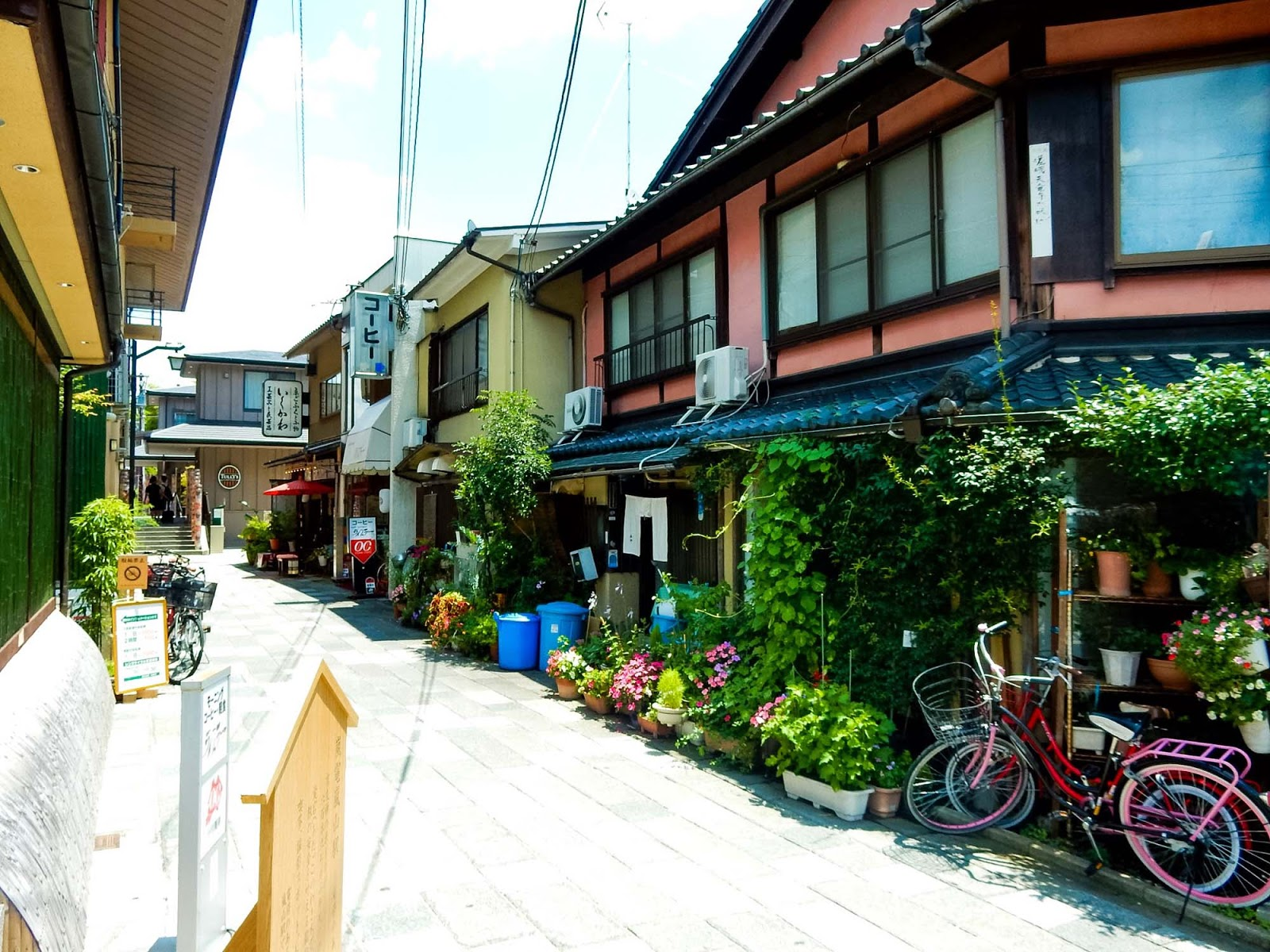streets of arashiyama
