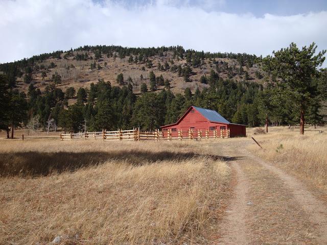 Historic Red Barn