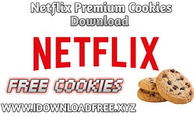 Netflix Premium Cookies
