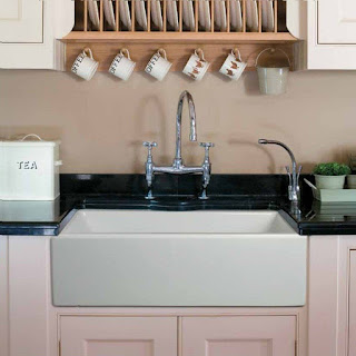 Fireclay Farmhouse Sink