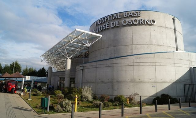Medidas de contingencia del Hospital Base Osorno